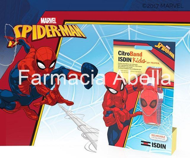 ISDIN Citro band kids Spiderman Marvel - Imagen 1