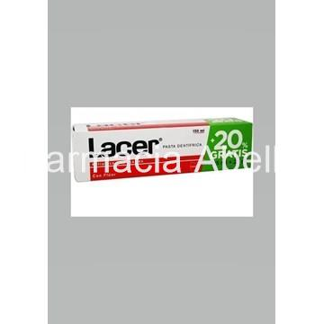 Lacer Dentífrico 125 ml - Imagen 1