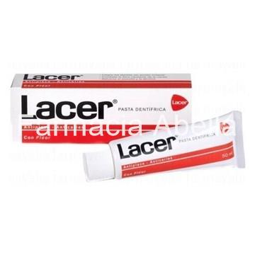 Lacer Dentífrico 50 ml - Imagen 1