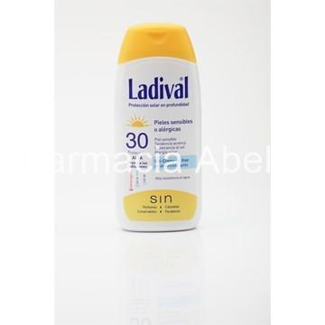 PACK Ladival Pieles Sensibles o Alérgicas SPF 30 + AfterSun - Imagen 1